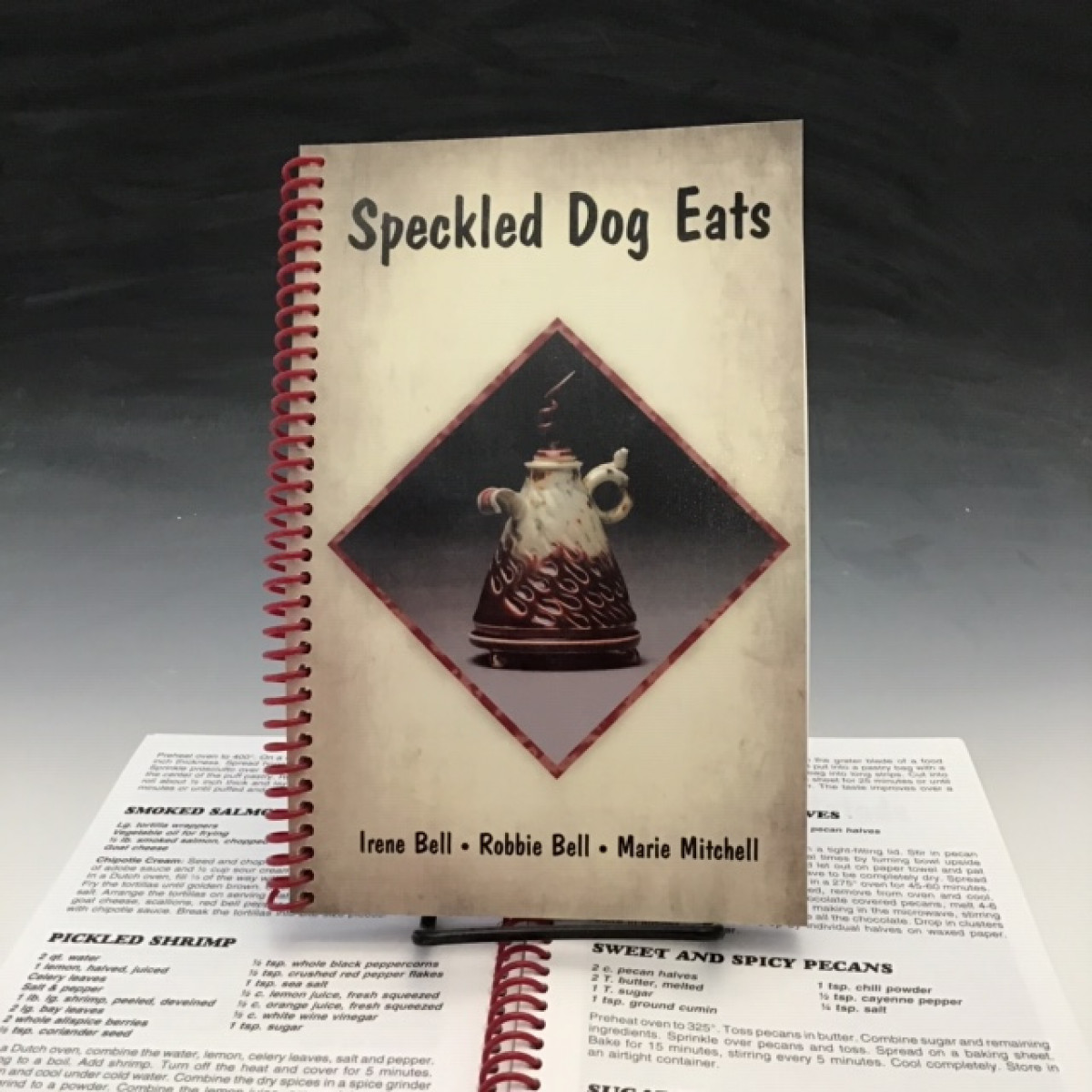 Speckled Dog Eats Cookbook by Robbie Bell