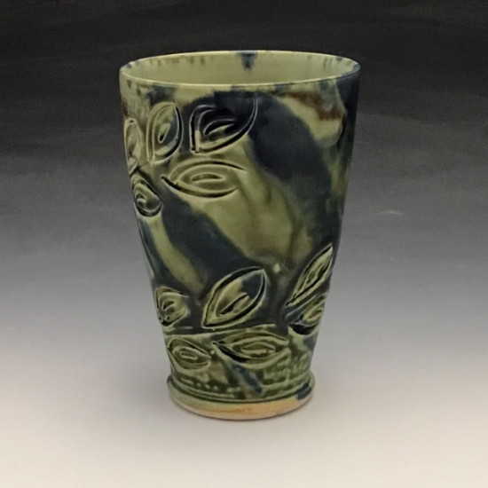 Tall Tumbler in Green